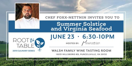 Summer Solstice and Virginia Seafood tickets