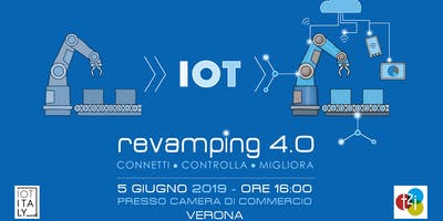 Revamping 4.0 a Verona - Connetti, controlla, migliora