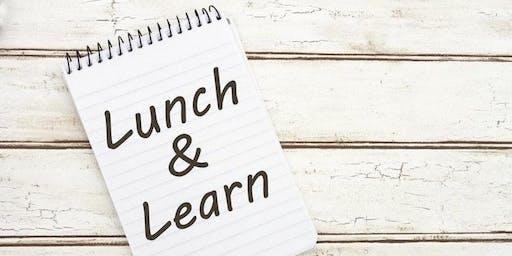 July Lunch & Learn: Resiliency
