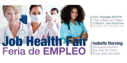 Polanko Job Health Career Network Fair