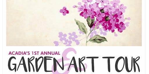 Garden and Art Tour