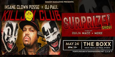 Insane Clown Posse X DJ Paul