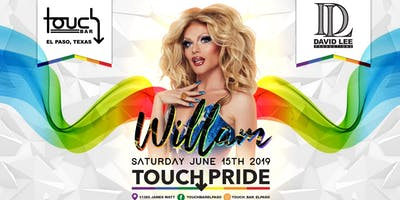 Willam • RPDR • A Star is Born • Live at Touch Bar El Paso