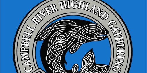 2019 Campbell River Highland Gathering Heavy Events and Feats of Strength