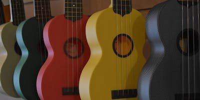 Learn to Play the Ukulele Camp