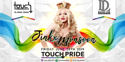 Jinkx Monsoon • Rupaul's Drag Race Season 5 Winner • Live at Touch Bar El Paso