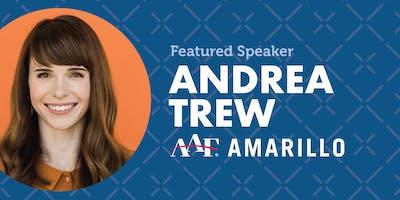 Lunch Program: Andrea Trew