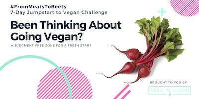 7-Day Jumpstart to Vegan Challenge   Elizabeth City, NC