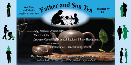 Father and Son Tea