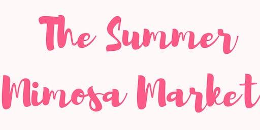 The Summer Mimosa Market