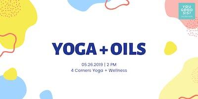 YOGA + OILS