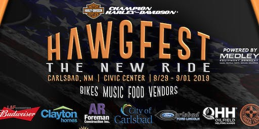 Hawgfest - The New Ride - VIP
