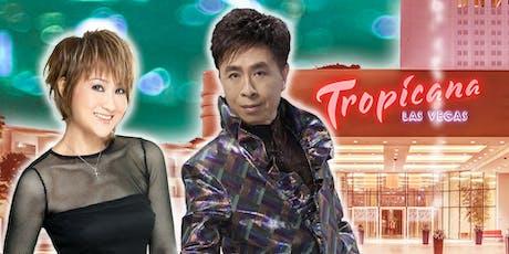 尤雅 YuYar & 葉振棠 Johnny Yip 酷夏夜演唱會 Legends in concert Las Vegas tickets