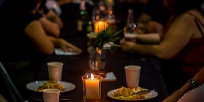 Lantern Light Dinner with Stephen Mulholland