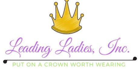 Leading Ladies, Inc. Empowerment Event tickets