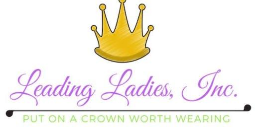 Leading Ladies, Inc. Empowerment Event