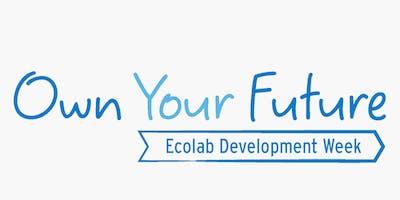 Ecolab Development Week (Naperville Campus) 2019