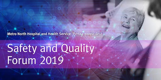 2019 Safety and Quality Forum
