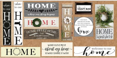 CLASSIC HOME SIGNS
