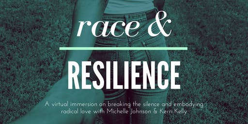 Entire Race and Resilience Master Class