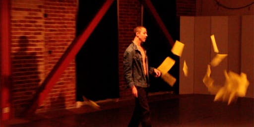 #Whitenoise | a new solo performance by Dalton Alexander