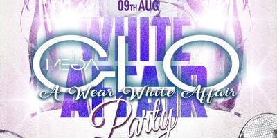 MEGA GLO - A Wear White Affair