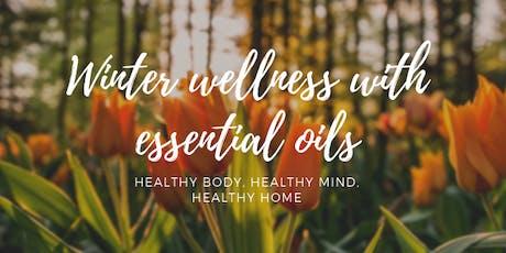 Winter Wellness with doTERRA Essential Oils tickets
