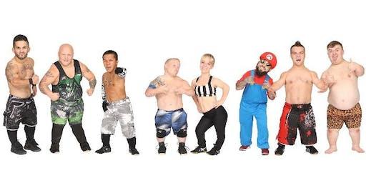 Micro Midget Wrestling Show
