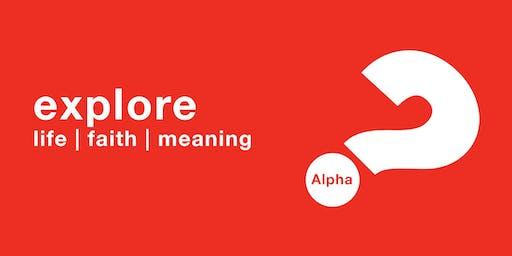 Alpha by Redemption Church