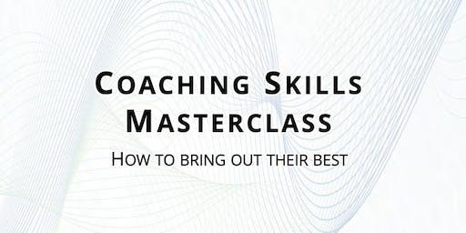 Coaching Skills Masterclass