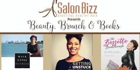 Beauty! Brunch! & Books! tickets