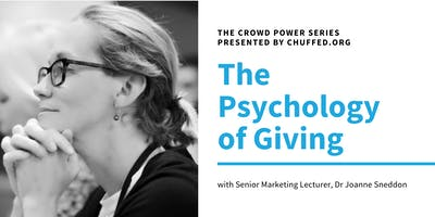 The Psychology of Giving (Perth)