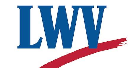 LWV 2019 Annual Meeting  tickets