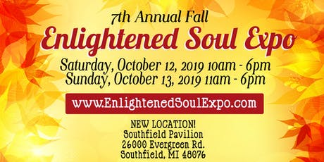 7th Annual Fall Enlightened Soul Expo tickets