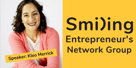 Melbourne MEET AND GREET, Smiling Entrepreneur's Network Group tickets