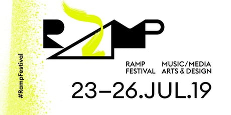 Visual Arts Teachers' Day at Ramp Festival  tickets