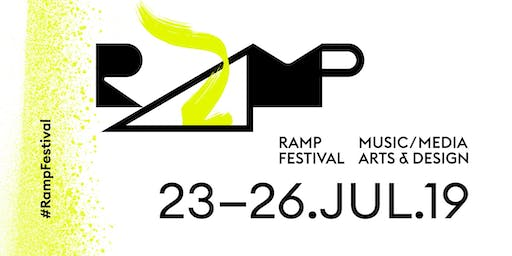 Visual Arts Teachers' Day at Ramp Festival