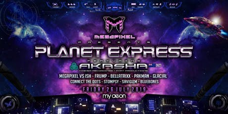 Planet Express tickets