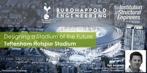 [Talk + Tour] Designing a Stadium of the Future: Tottenham Hotspur Stadium