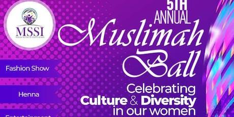 5th Annual Muslimah Ball tickets