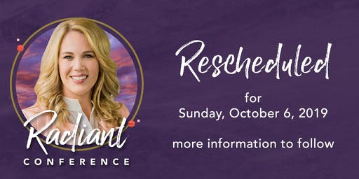 Women's Radiant Conference with Marian Jordan Ellis