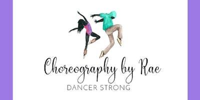 Absolute Beginner Hip Hop Dance Class