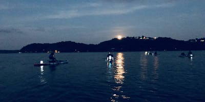 Father's Day Full Moon SUP Adventure