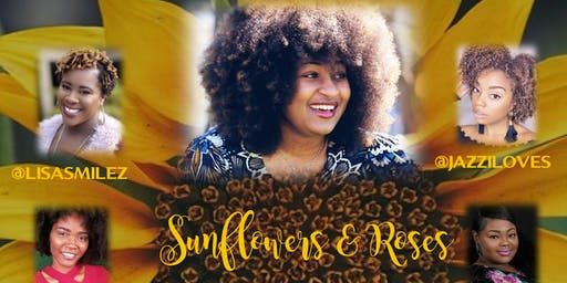 "Shoisnatural, LLC Presents ""Sunflowers and Roses"" Event"