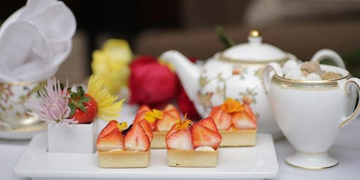 Let's Sip Tea with Bride to Be!