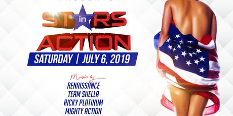STARS IN ACTION tickets