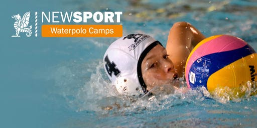 July Beginner Water Polo Clinic
