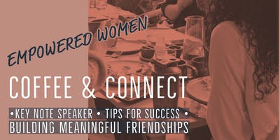 Empowered Women Coffee Connect