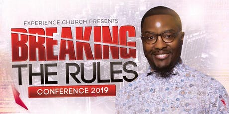 Breaking The Rules Conference tickets