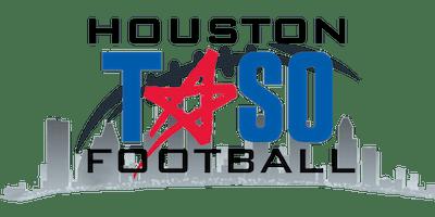 Houston TASO Football New Members Training Session 3